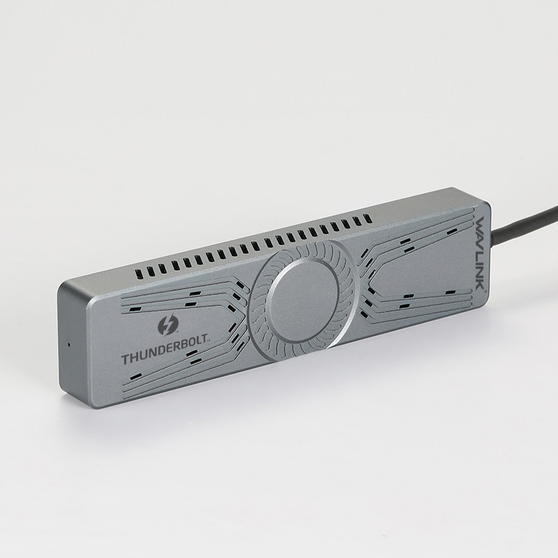 Thunderbolt™ 3 NVME External SSD - Wavlink