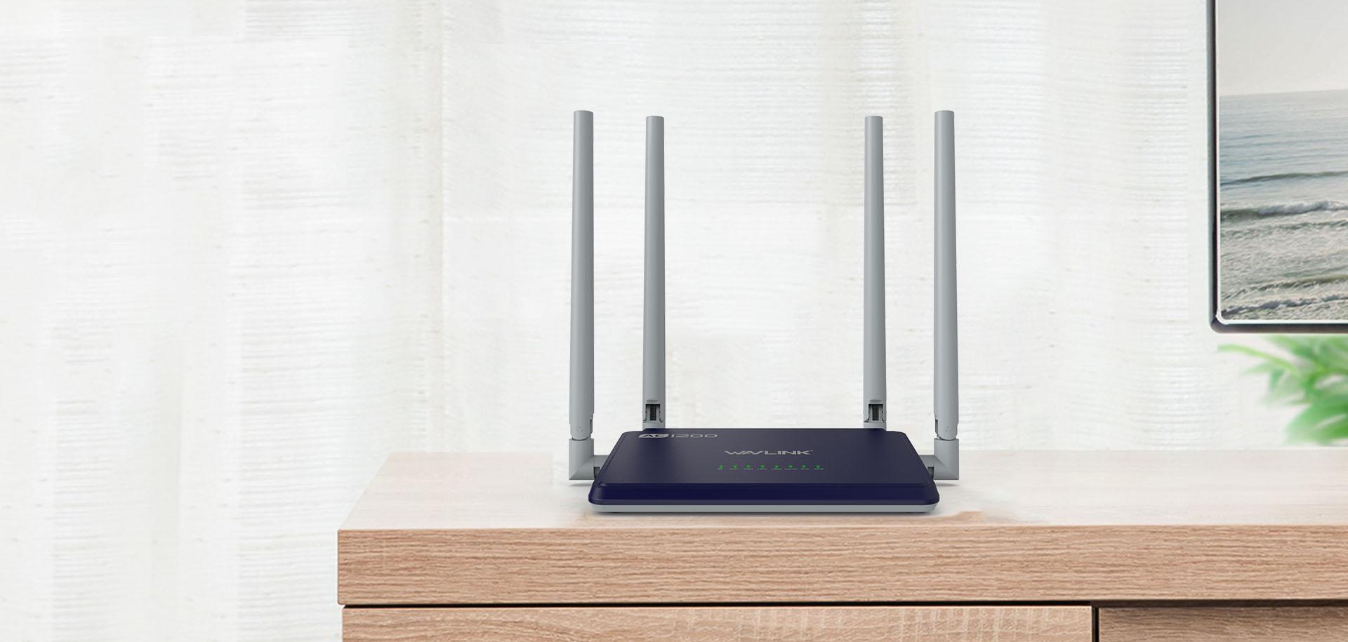 WL-WN529B3双频路由器,高速上网 全家尽享